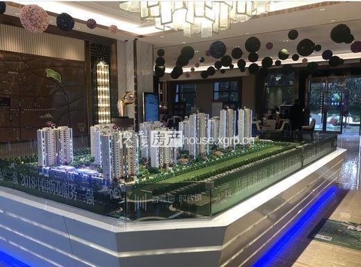 碧桂园·时代城实景图