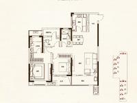 东城大盘 别墅高层一体 湿地公园旁 126平三房 特价65万