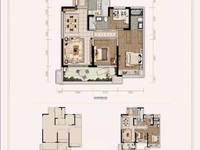 出售金科 集美府3室2厅2卫106平米面议住宅